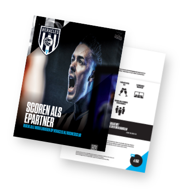 Leaflet cover eSports